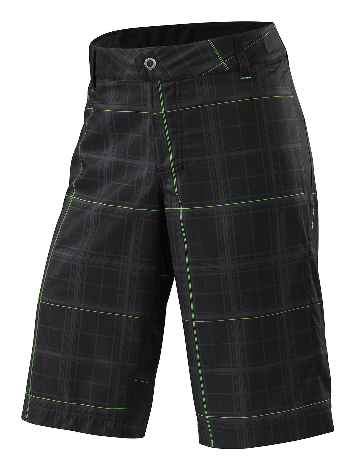 Specialized Enduro Sport Short - black plaid