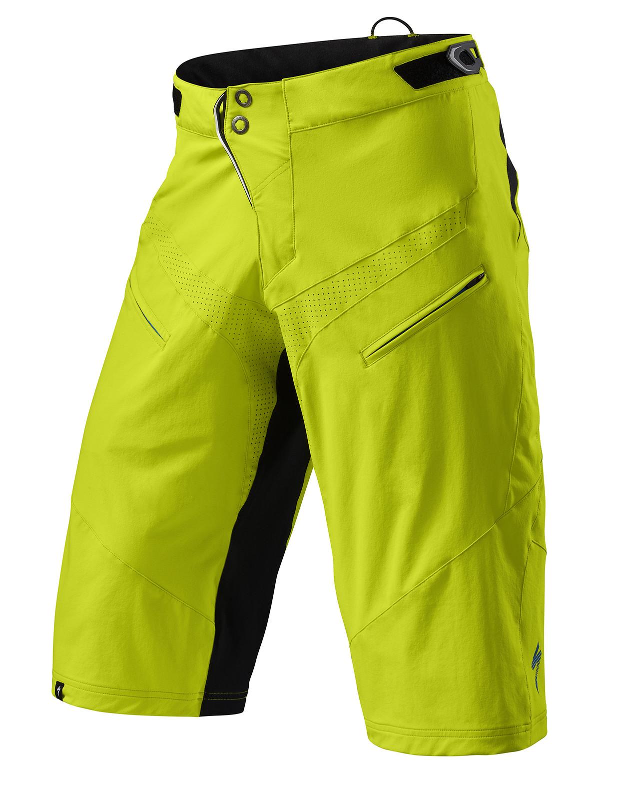 Specialized Demo Pro Short - hyper green:black