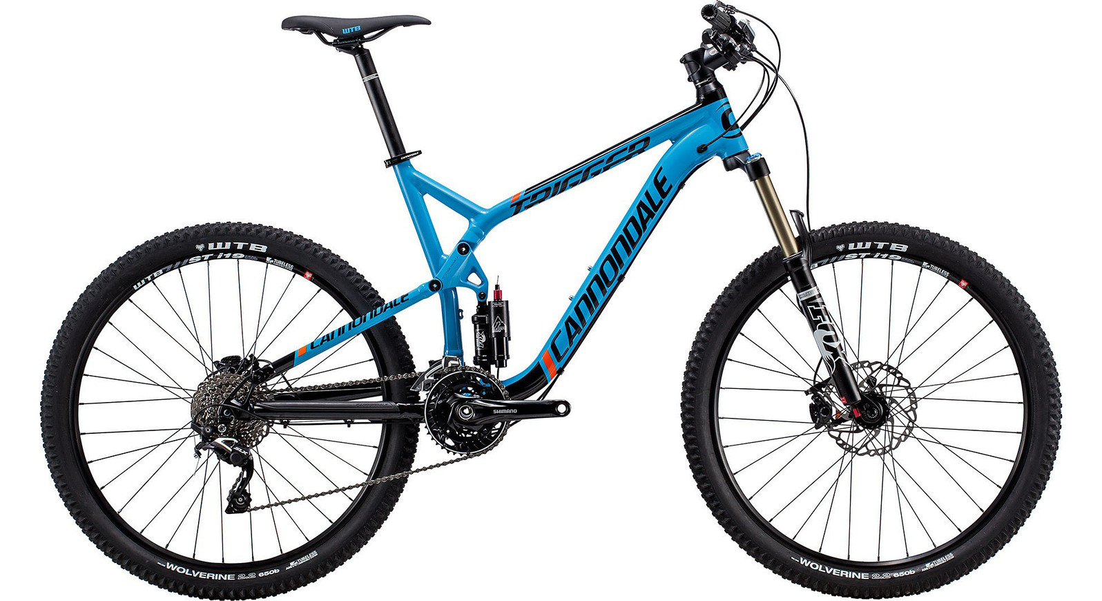 2015 Cannondale Trigger 27.5 4 Bike