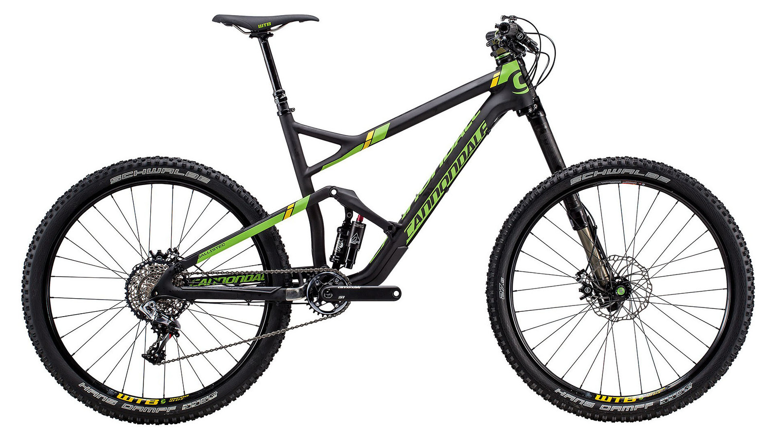 2015 Cannondale Jekyll 27.5 Carbon Team Bike