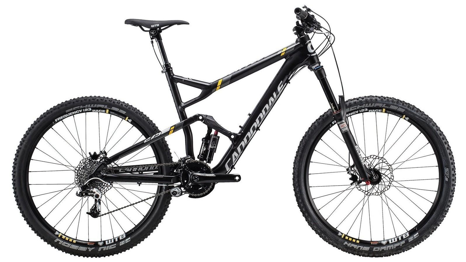 2015 Cannondale Jekyll 27.5 3 Bike