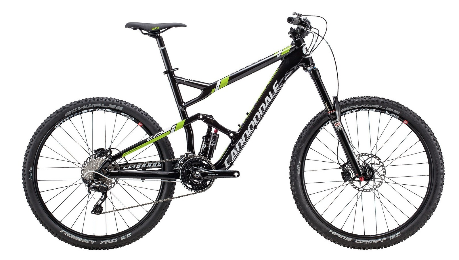 2015 Cannondale Jekyll 27.5 4 Bike
