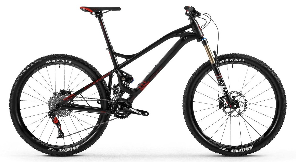bike - 2015 Mondraker Foxy Carbon