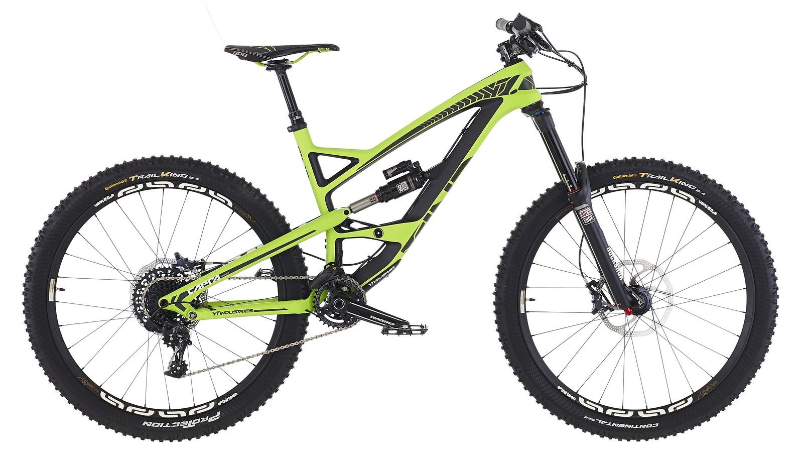 2015 Yt Capra Comp 1 Bike Reviews Comparisons Specs