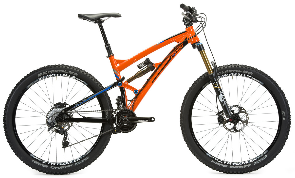 2014 Transition Covert 27.5 Bike - orange