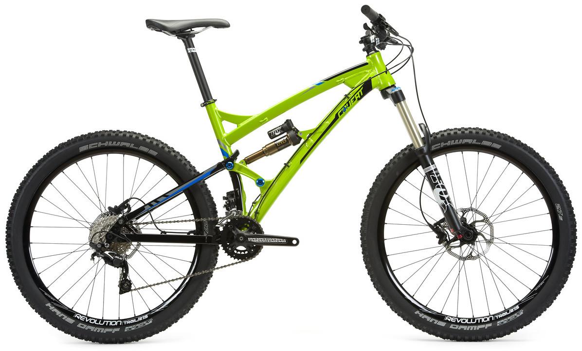 2014 Transition Covert 27.5 Bike - green
