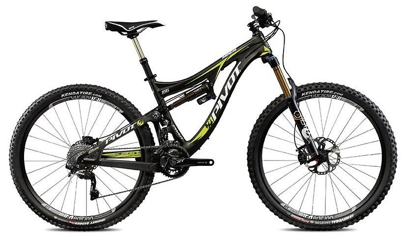 Pivot Mach 6 Carbon Bike