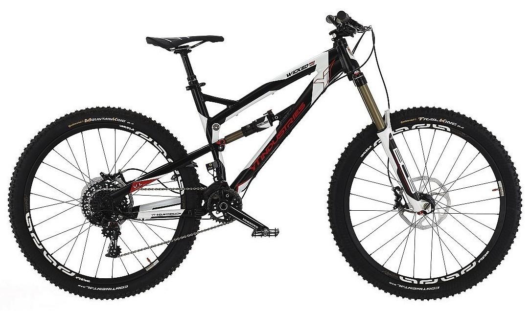 bike - 2014 YT Wicked 650b Pro