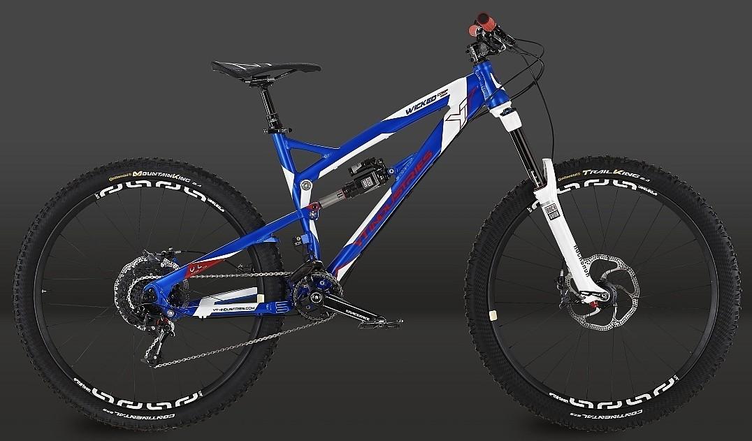 bike - 2014 YT Wicked 650b Comp
