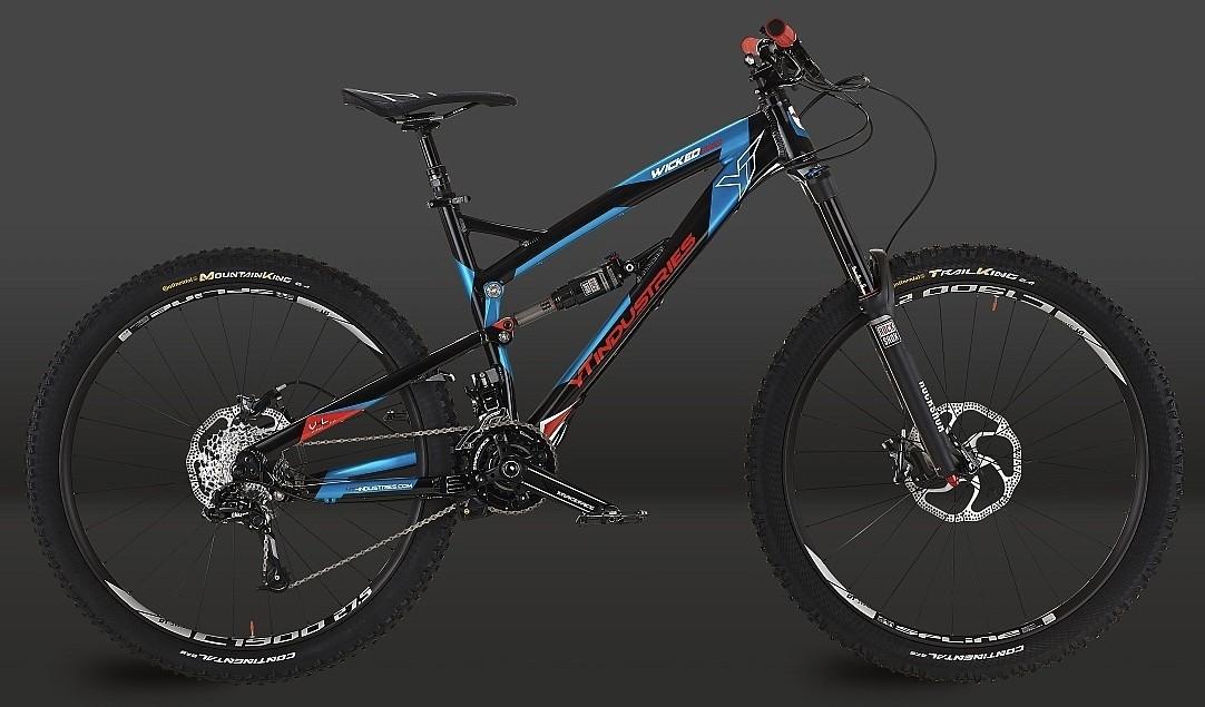 bike - 2014 YT Wicked 650b
