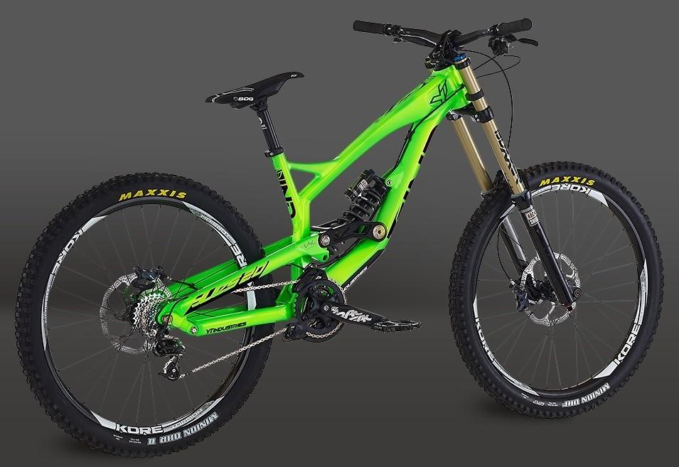2014 Yt Tues 2 0 Bike Reviews Comparisons Specs