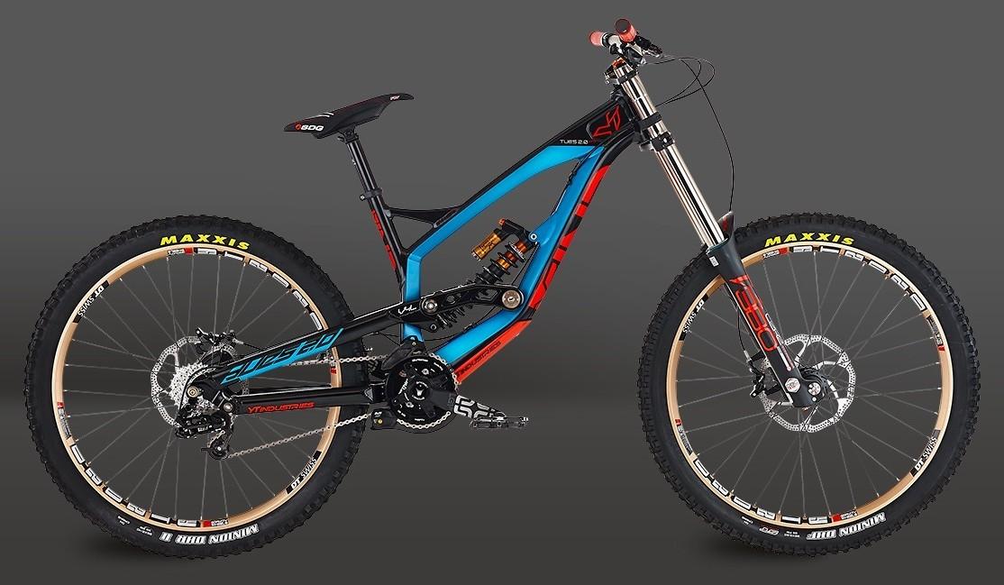 bike - 2014 YT Tues 2.0 Pro
