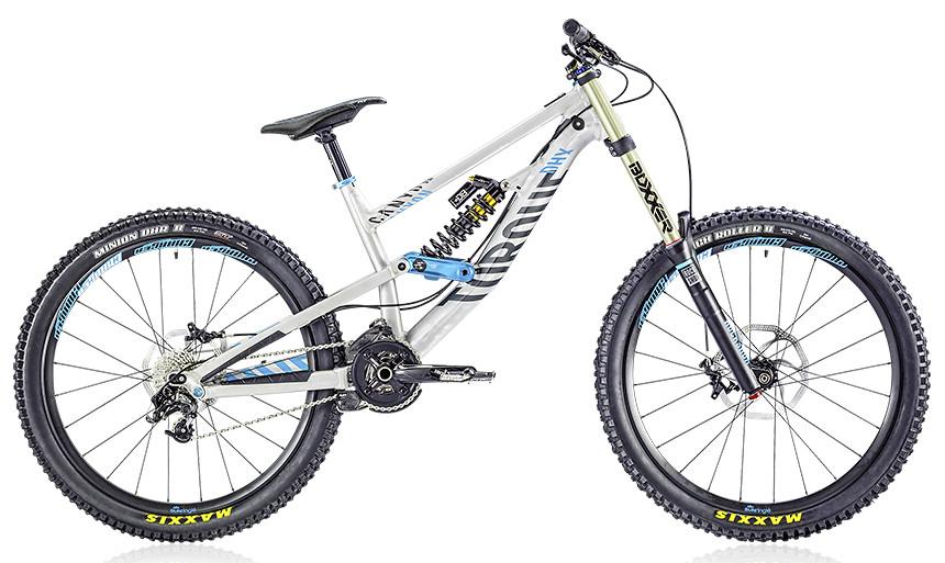 bike - 2014 Canyon Torque DHX Rockzone