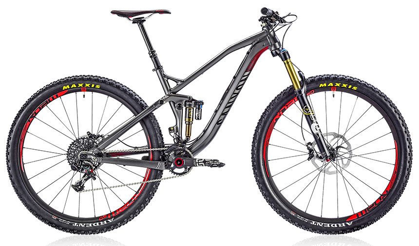 2014 Canyon Spectral AL 9.9 EX