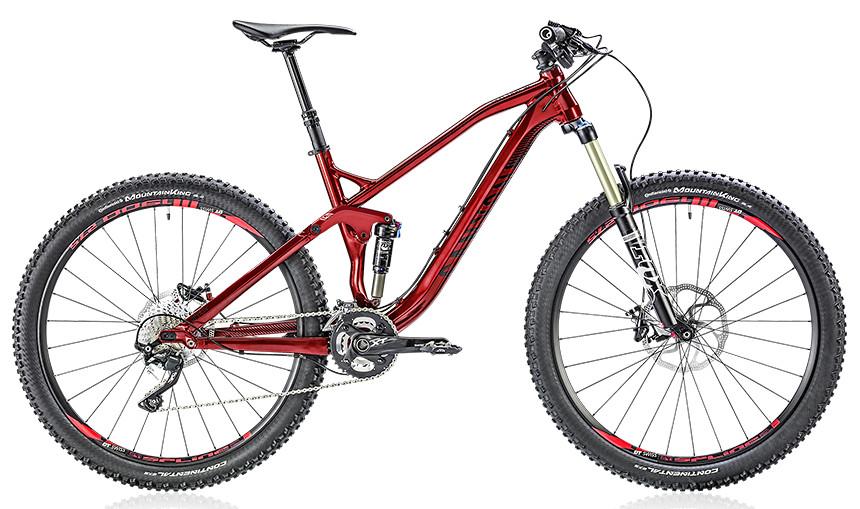 3217f828ba8 2014 Canyon Spectral AL 7.0 Bike - Reviews, Comparisons, Specs ...