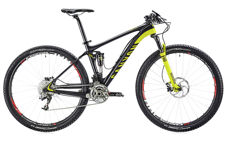 2014 Canyon Lux CF 9.9 Team - team replica