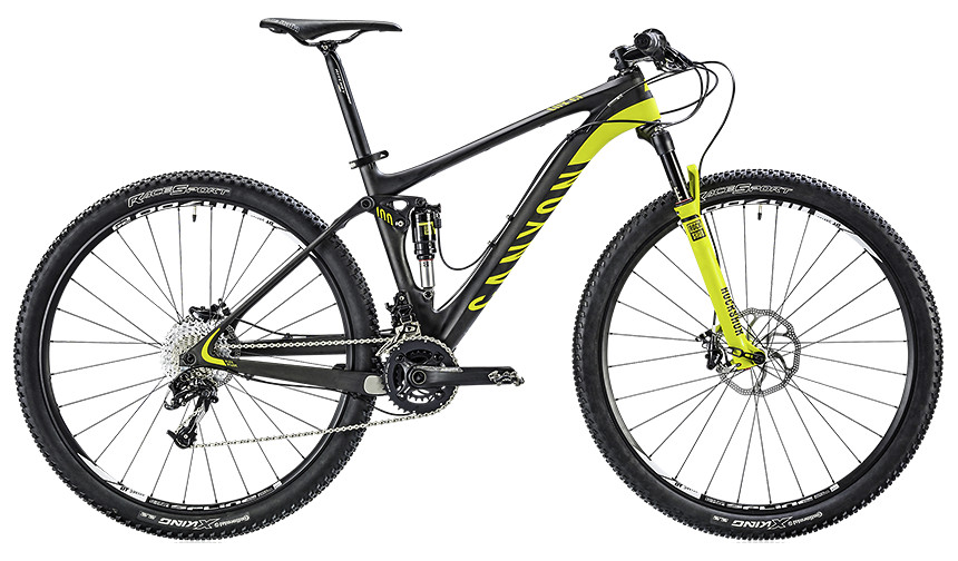 2014 Canyon Lux CF 7.9 Bike 2014 Canyon Lux CF 7.9 - team replica