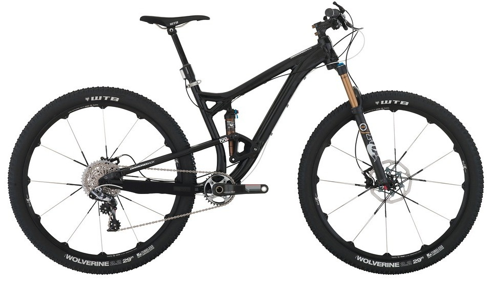 2014 Diamondback Sortie Black 29 bike