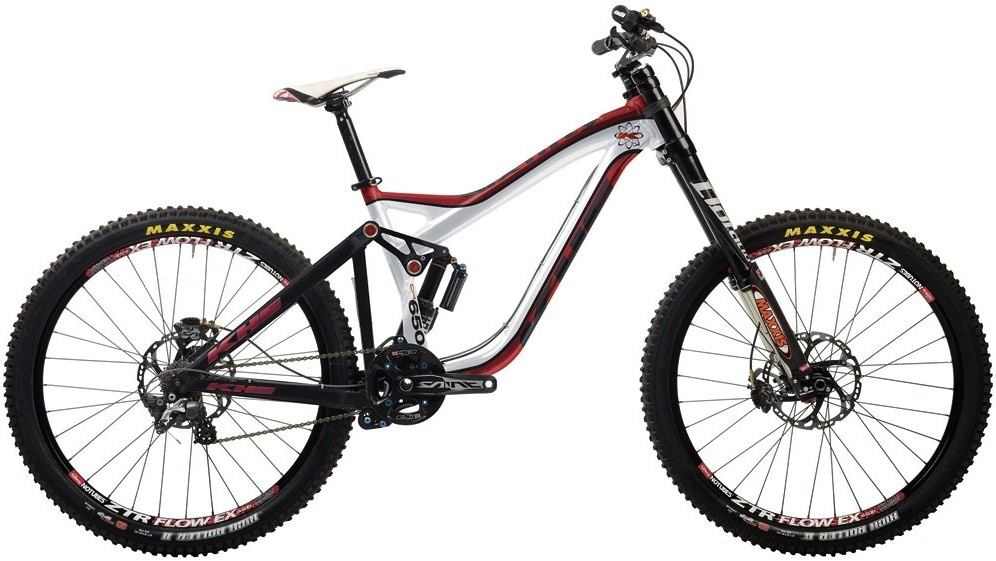 2014 KHS DH 650 bike