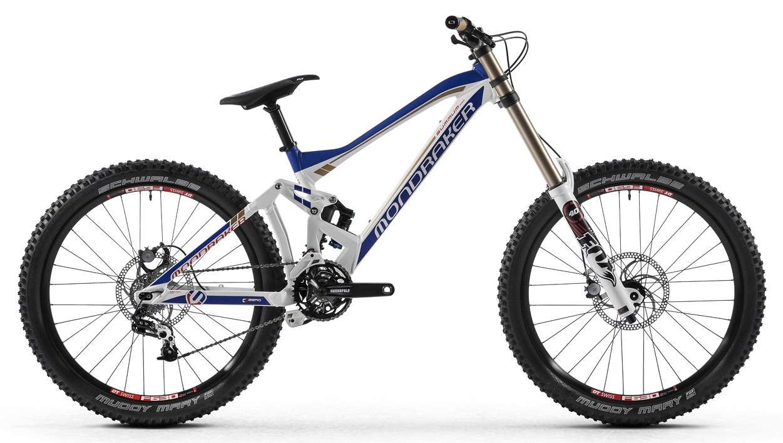 2014 Mondraker Summum Pro bike