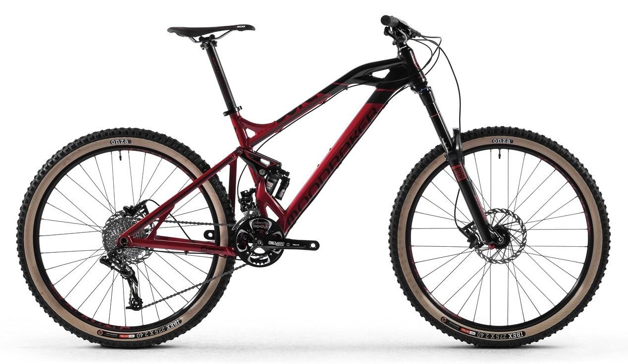 2014 Mondraker Dune bike