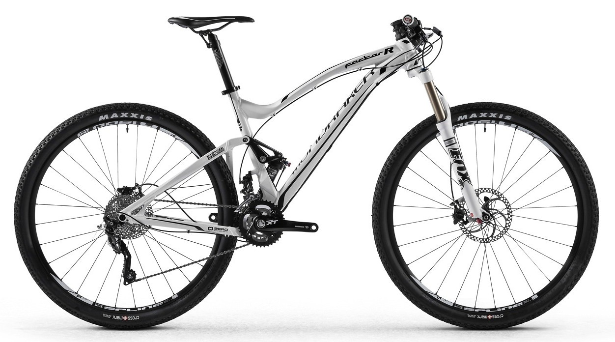 2014 Mondraker Factor R bike