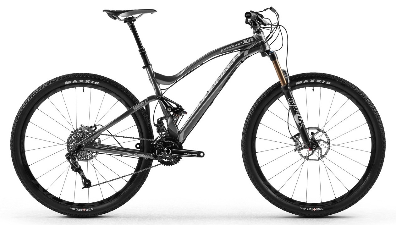 2014 Mondraker Factor XR bike