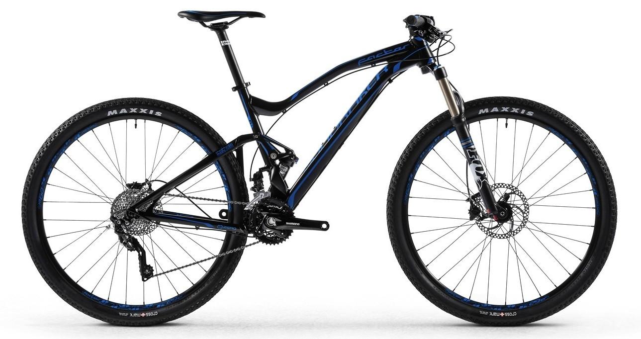 2014 Mondraker Factor bike