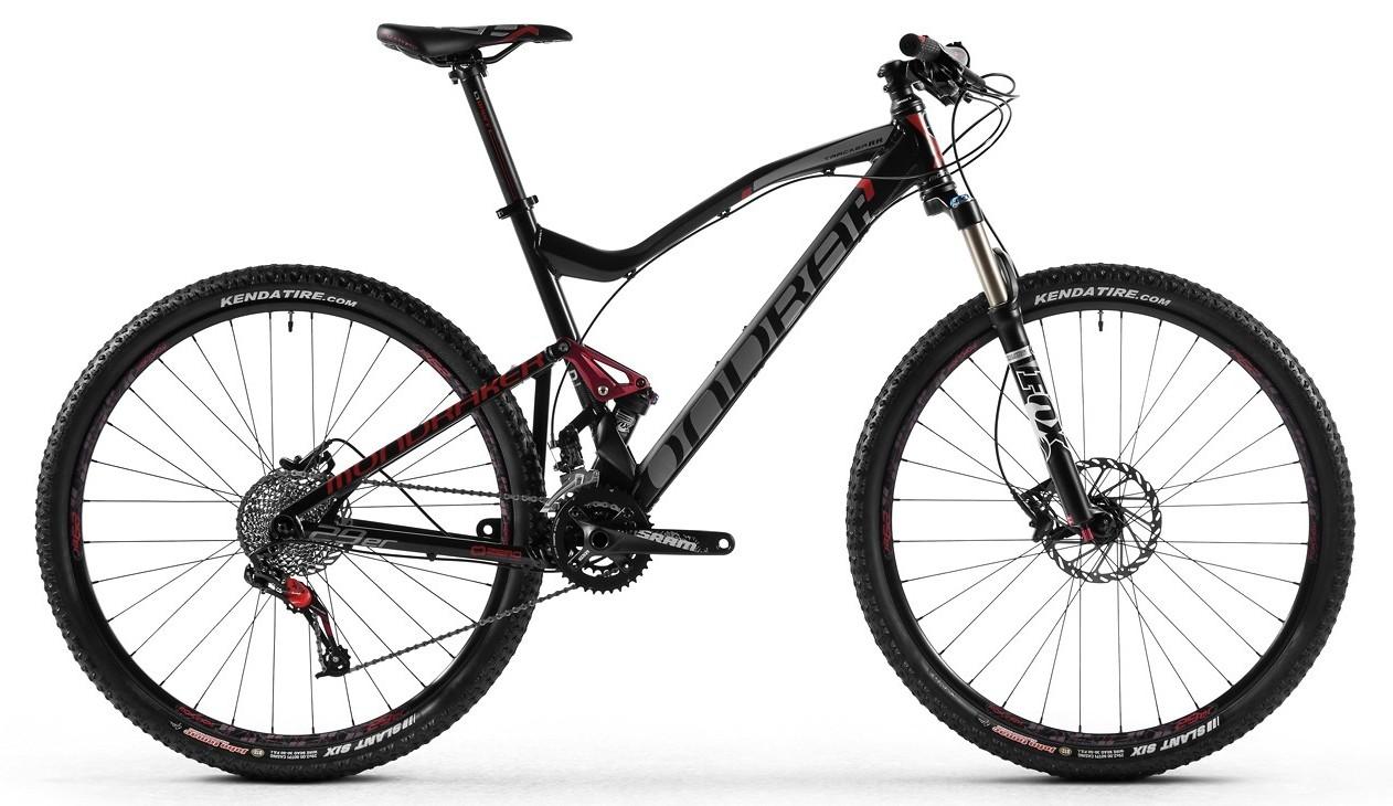 2014 Mondraker Tracker RR bike