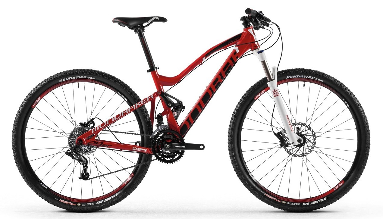 2014 Mondraker Tracker GO bike