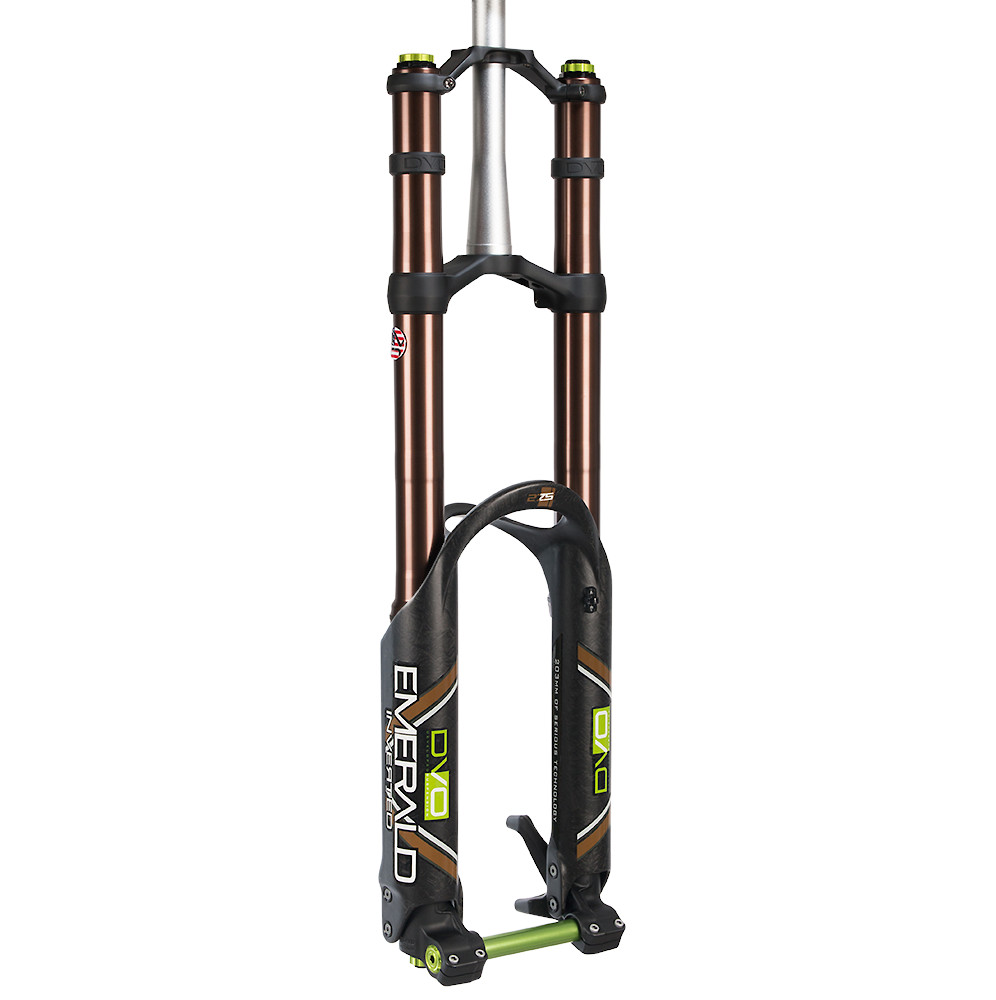 """DVO Emerald Inverted DH Fork Upper Top Crown 27.5 26/"""""""