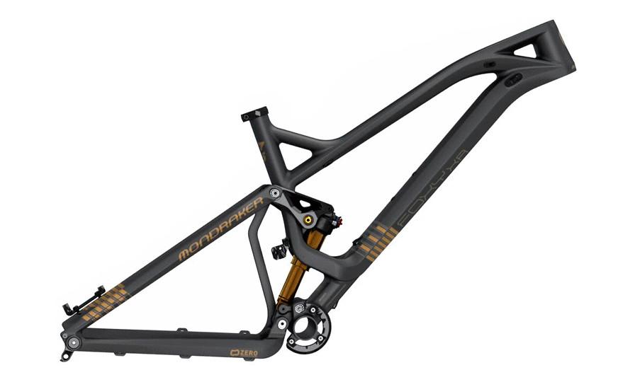2015 Mondraker Foxy Carbon Frame