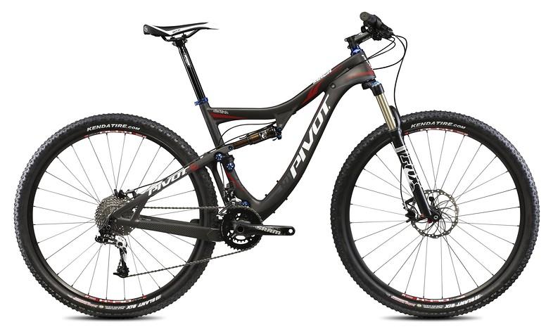 2014 Pivot Mach 429 Carbon bike