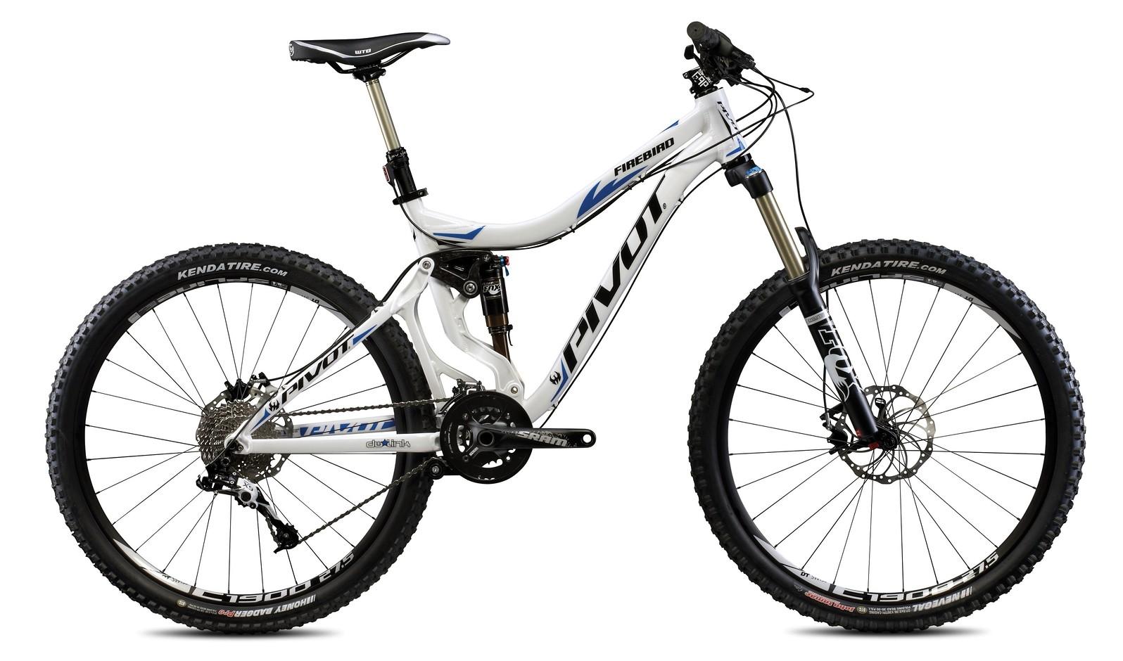 2014 Pivot Firebird 27.5 bike