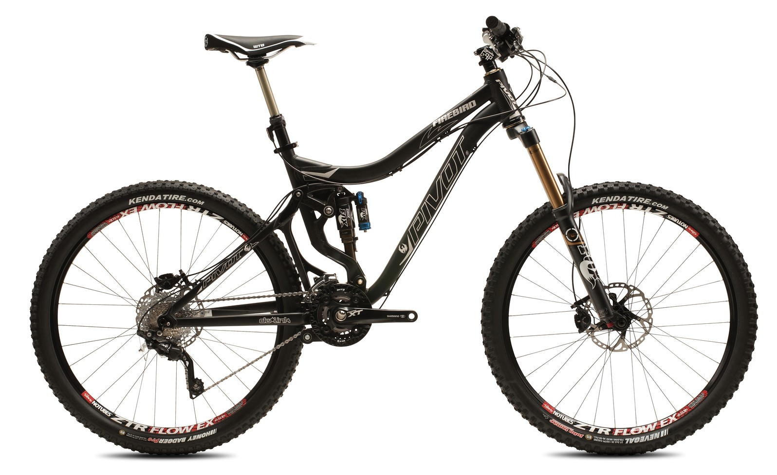 2014 Pivot Firebird 27.5 bike