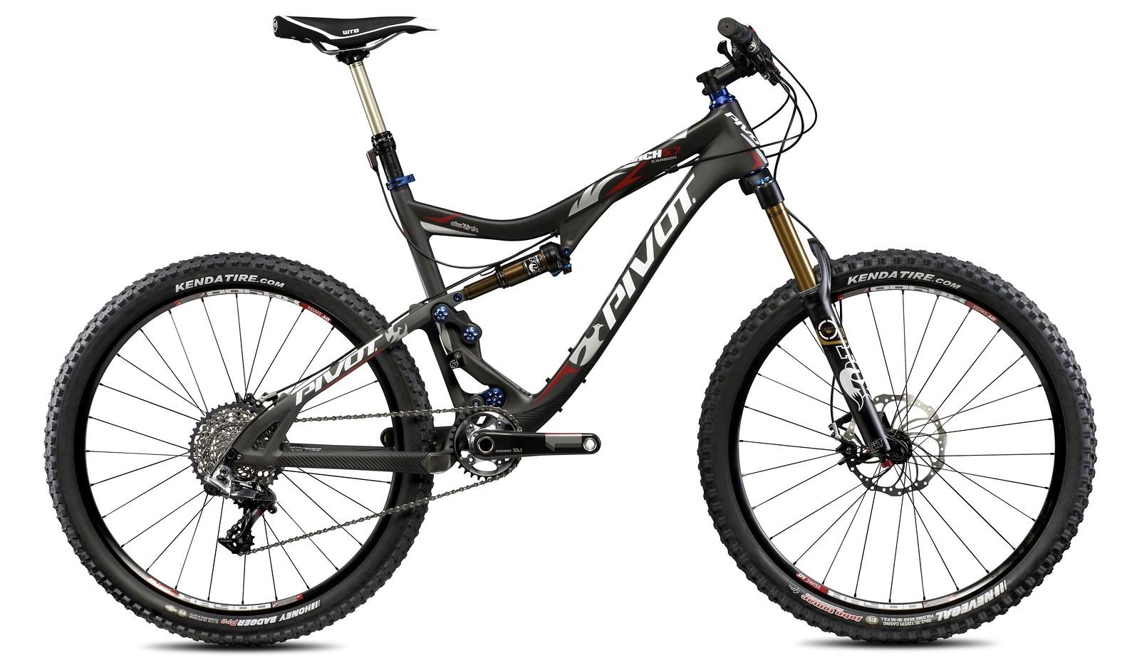 2014 Pivot Mach 5.7 Carbon bike