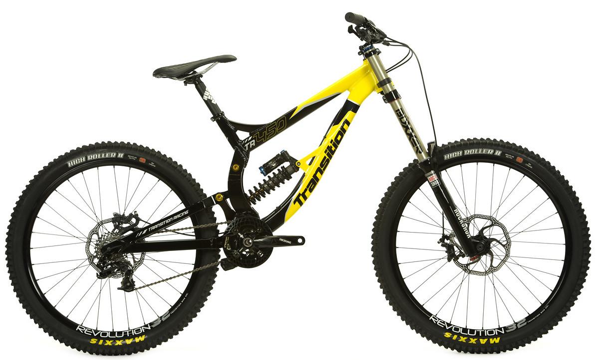 2014 Transition TR450 - yellow