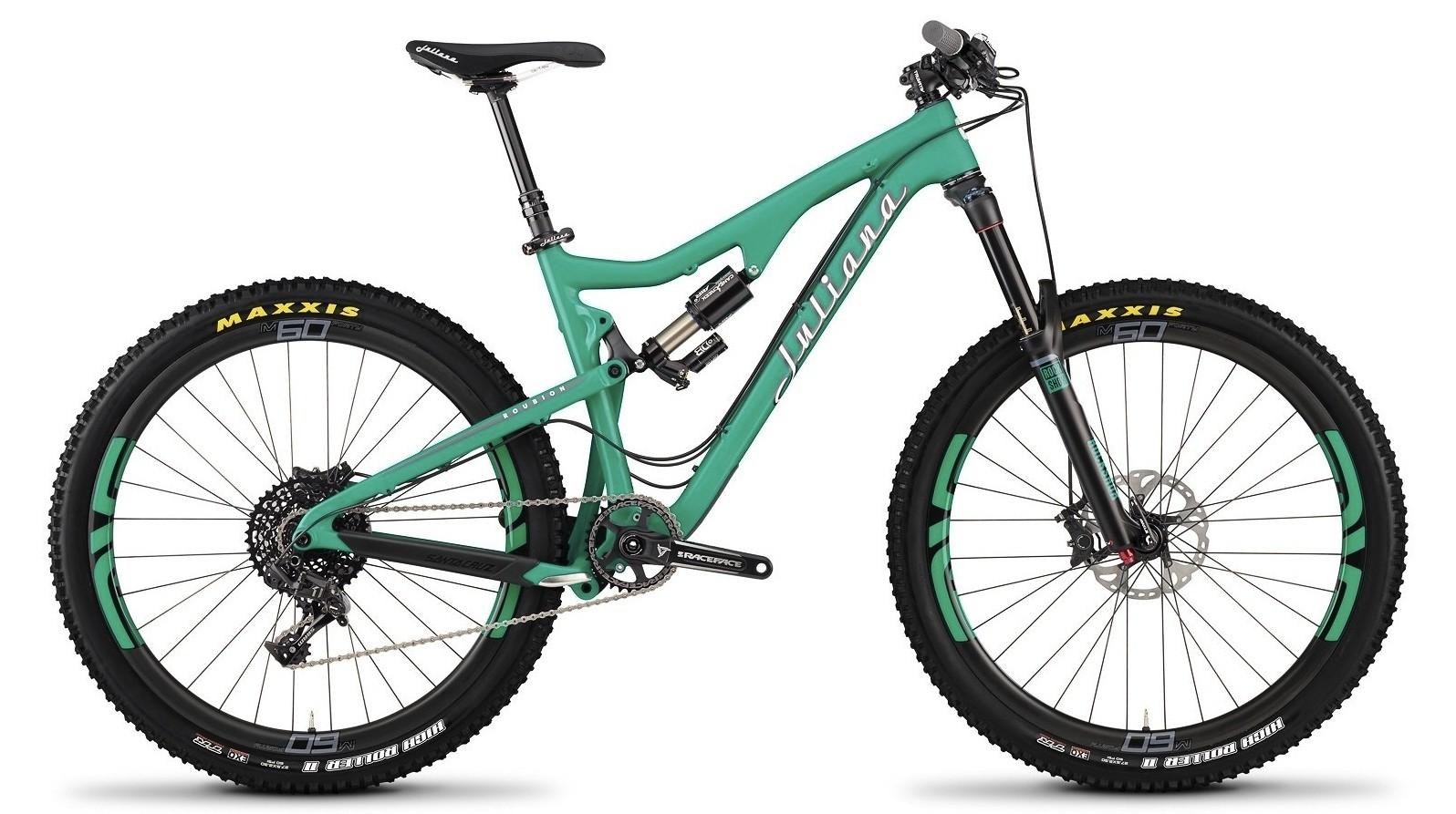 2015 Juliana Roubion bike