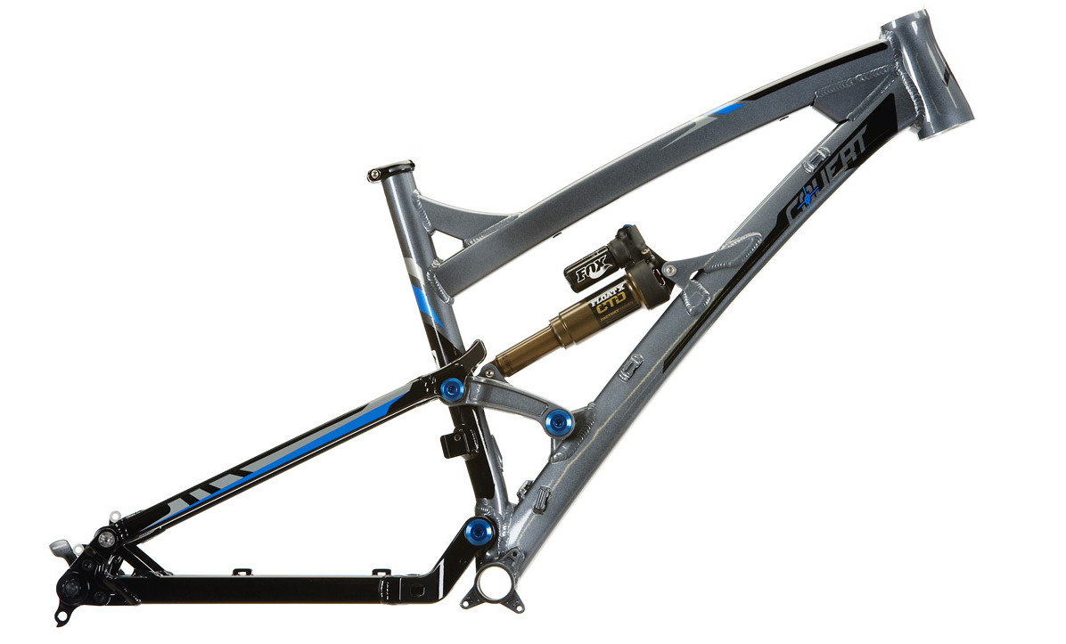 2014 Transition Covert Frame - Gunmetal Grey