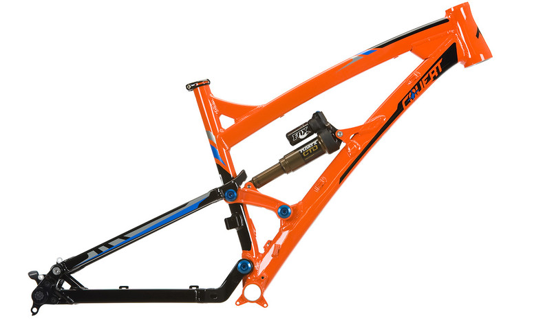 2014 Transition Covert Frame - Safety Orange