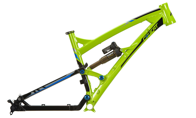 2014 Transition Covert Frame - Pearl Green