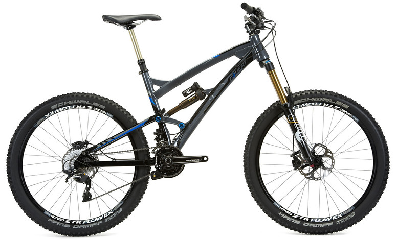 2014 Transition Covert bike