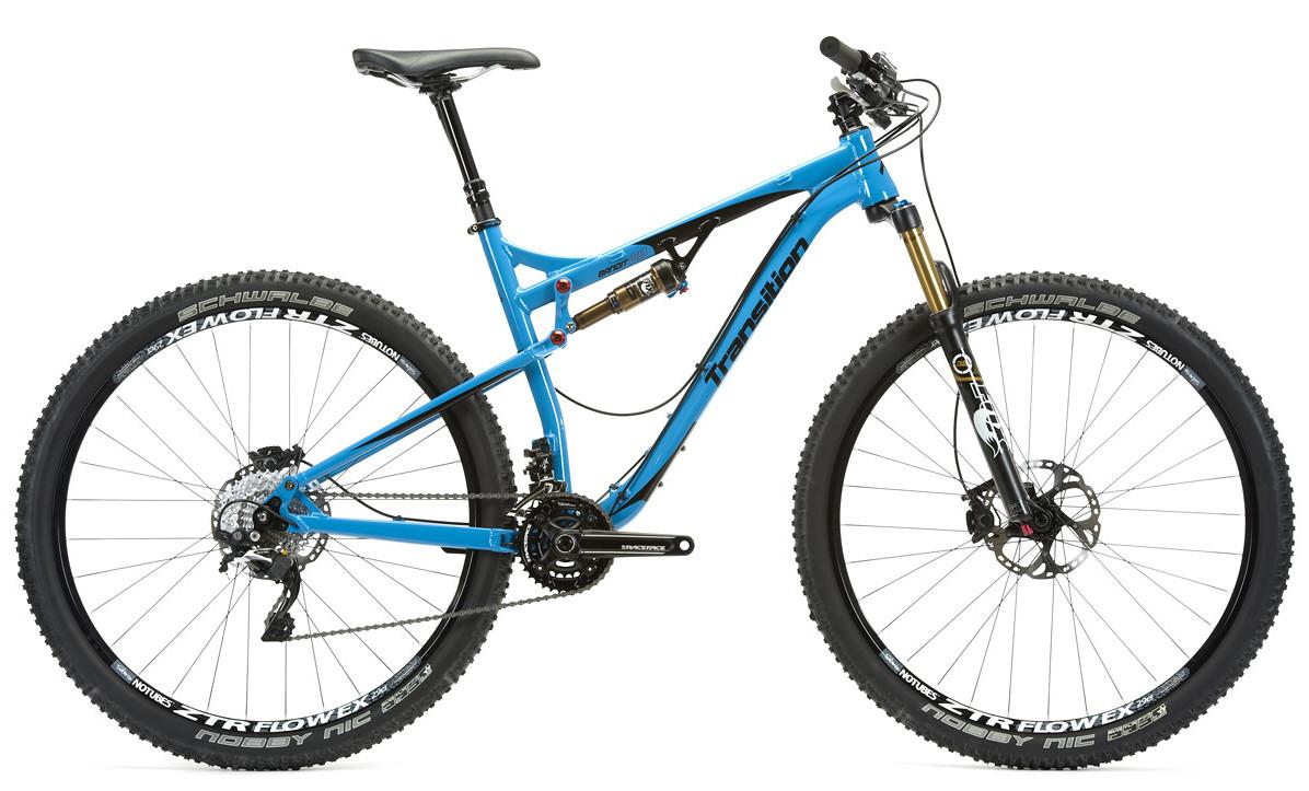 2014 Transition Bandit 29 bike