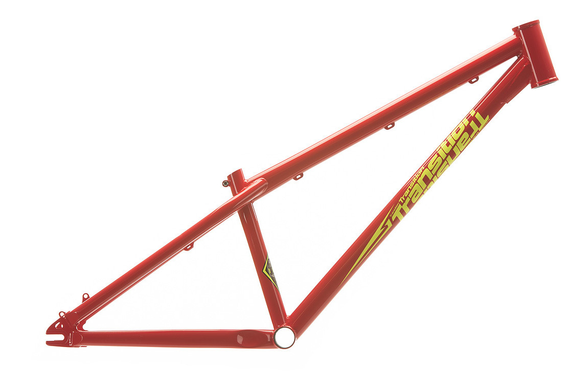 Transition BLT frame