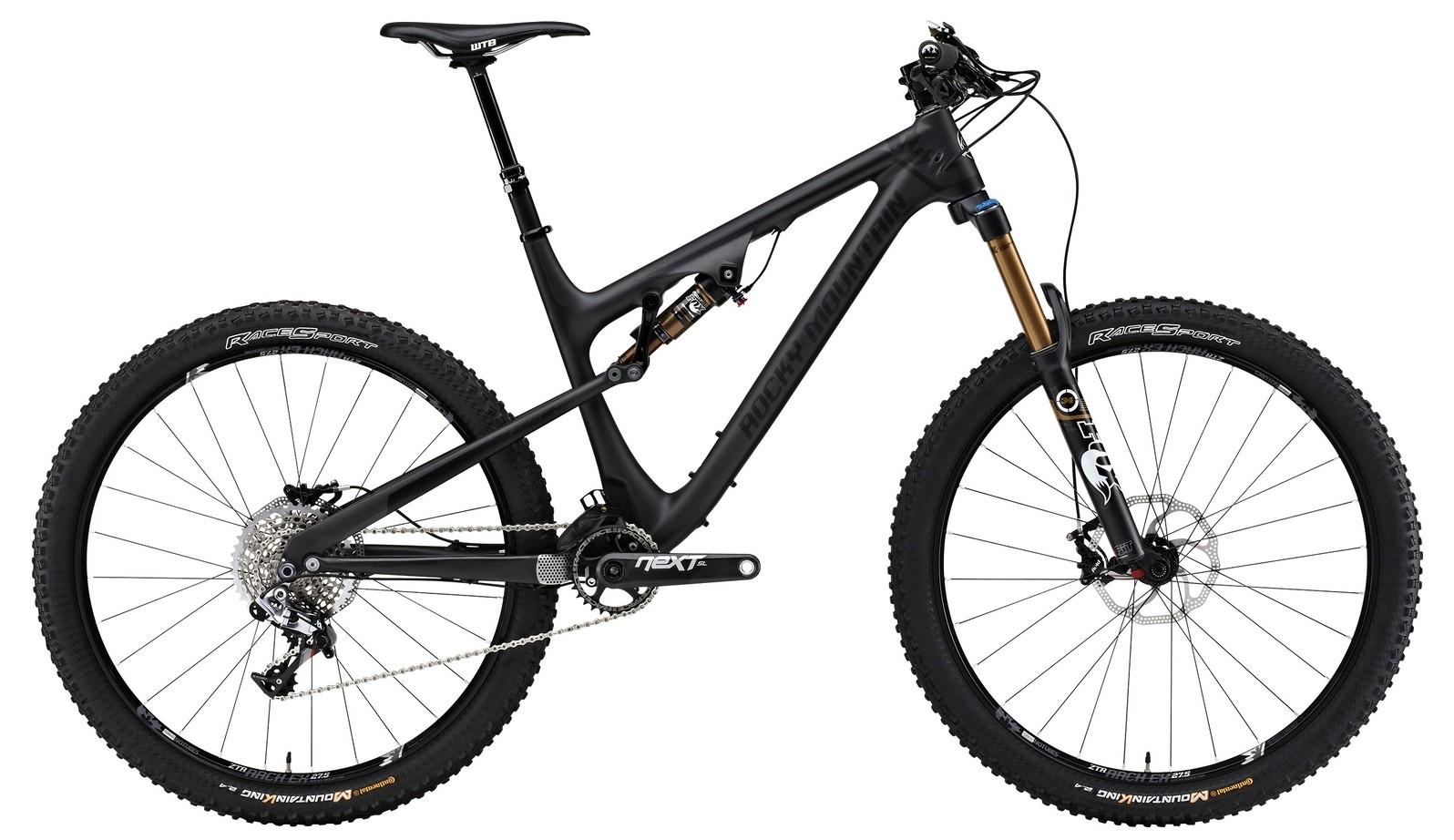 bike - 2014 Rocky Mountain Altitude 799 MSL