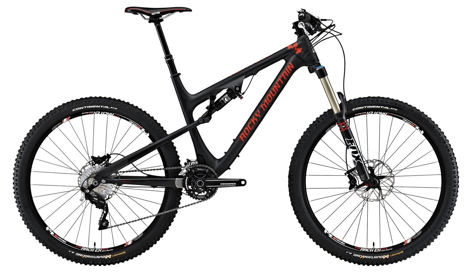 bike - 2014 Rocky Mountain Altitude 770 MSL