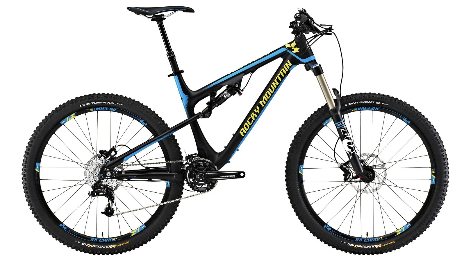bike - 2014 Rocky Mountain Altitude 750 MSL