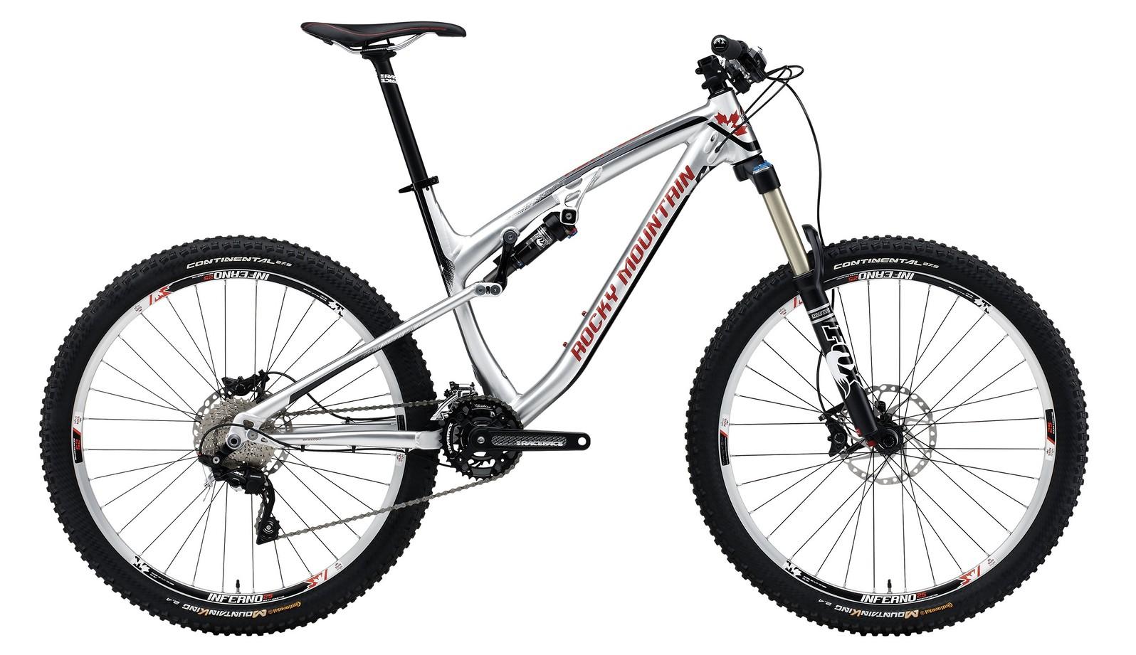 bike - 2014 Rocky Mountain Altitude 750