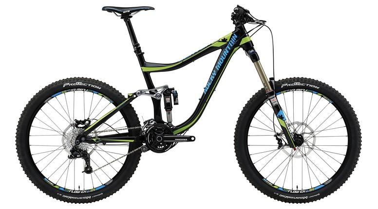 bike - 2014 Rocky Mountain Slayer 70