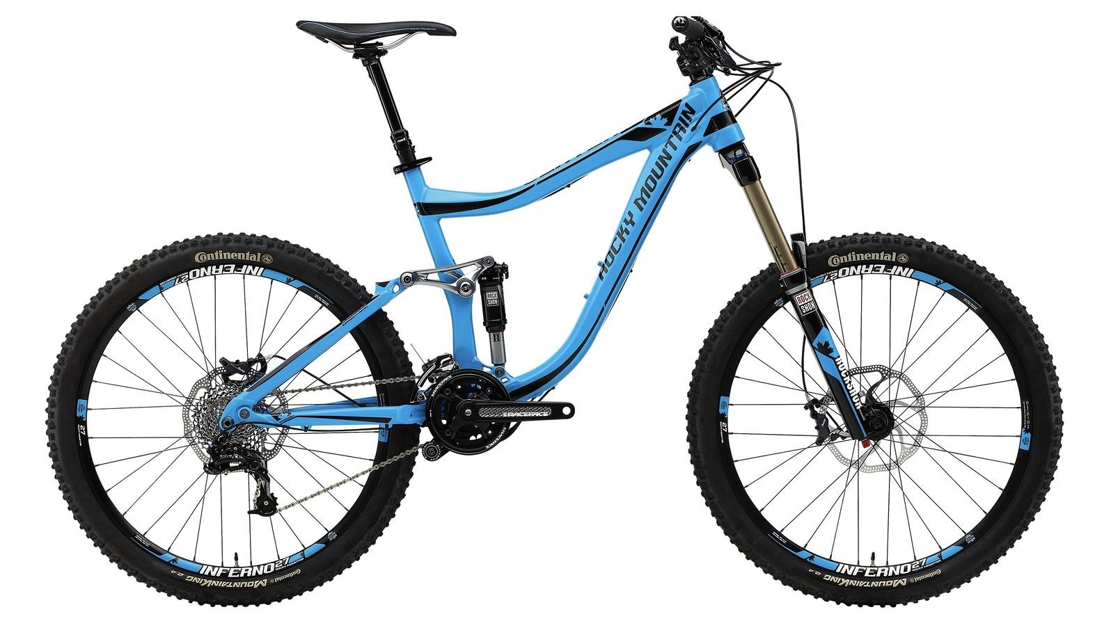 bike - 2014 Rocky Mountain Slayer 50